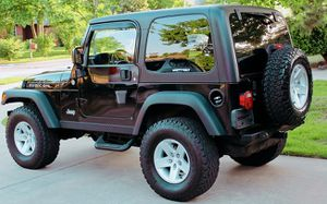 2004 Jeep Wrangler Rubicon Power Adjustments for Sale in Macon, GA
