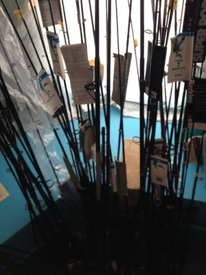 FISHING RODS POLES all brand new name brands for Sale in Avon, OH