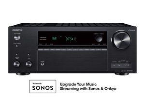 Onkyo TX-NR686-- Like New 350 retial for Sale in Huntington Beach, CA