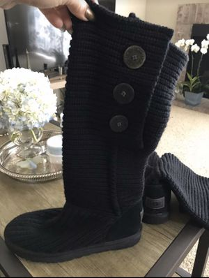 UGG boots , size 9 for Sale in Orangevale, CA