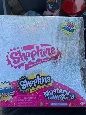 Shopkins Mystery Edition #3 for Sale in Chino, CA