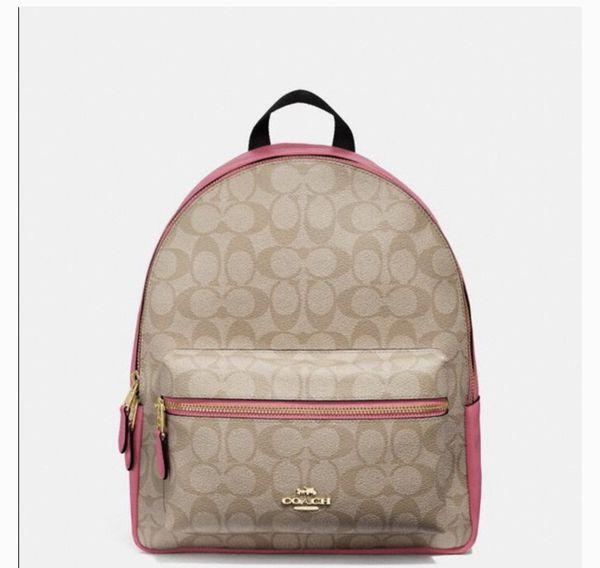 Coach medium Charlie backpack