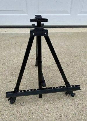NEW Adjustable Folding 21 to 62 Inch Height Painting Portrait Display Drawing Easel tripod With Carrying Bag for Sale in Whittier, CA