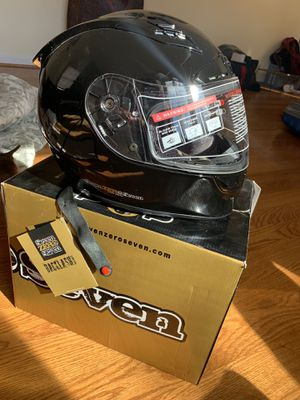 Seven Zero Seven Backlash Motorcycle Helmet Size Medium New With Tags for Sale in Laurel, MD