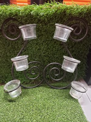 Trio wall candle holder for Sale in San Diego, CA