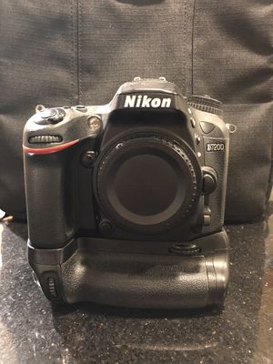 Nikon D7200 for Sale in Buena Park, CA
