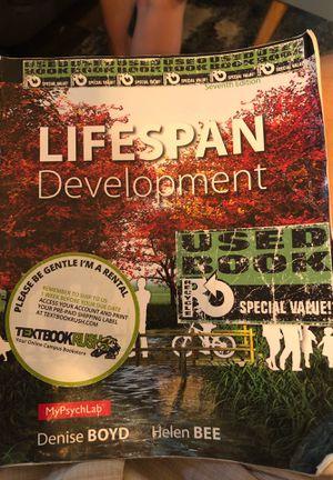 Lifespan Development 7th Edition for Sale in Nashville, TN