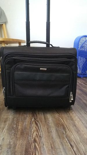 SOLO. rolling labtop overnight bag for Sale in Abilene, TX