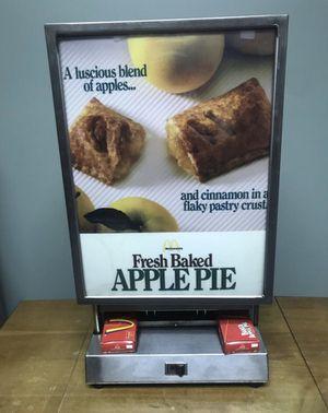Mcdonalds vintage apple pie dispenser warmer machine for Sale in Bedford, VA