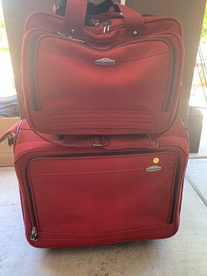 Ricardo Rolling Garment Bag & Computer Bag for Sale in Surprise, AZ