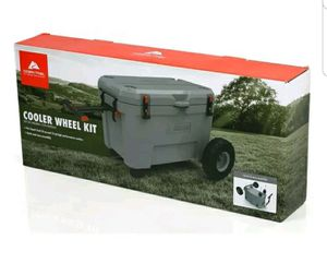 Brand New in Box Ozark Trail Cooler Wheel Kit High Performance for Sale in Brooklyn, NY