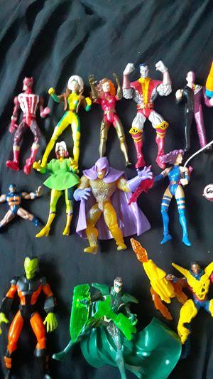 19 Vintage (1997) marvel action figures [great deal] for Sale in Gilbert, AZ