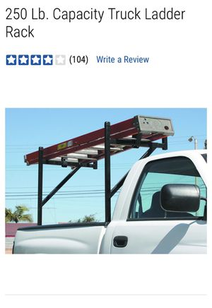 Ladder rack for Sale in Lawrenceville, GA