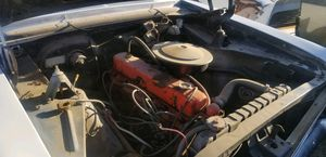 66 Chevy II Nova valve cover, pushrod covers, air cleaner Inline 6 for Sale in Surprise, AZ