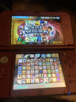 New Nintendo 3DS XL Modded for Sale in Vernon, CA