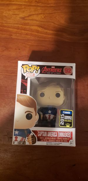 Captain America on mast San Diego Comic-Con exclusive for Sale in San Diego, CA