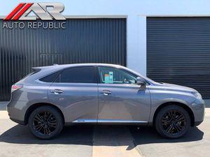 2015 Lexus RX 450h for Sale in Orange, CA