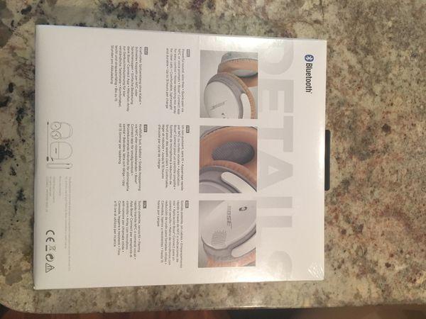 Bose Soundlink II - Wireless Headphones
