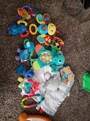 Baby toys -12 total for Sale in Lake Elsinore, CA