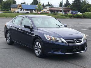 2013 Honda Accord LX for Sale in Tacoma, WA