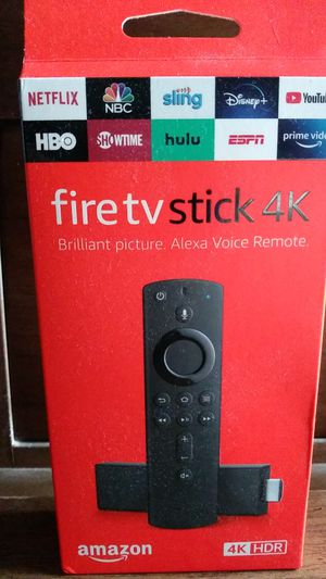 Amazon 4K Fire TV Stick for Sale in Cleveland, OH