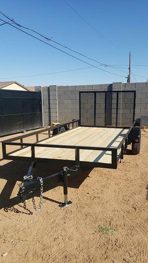 NEW UTILITY TRAILER for Sale in Phoenix, AZ