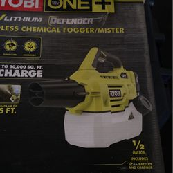 ryobi Chemical Digger/mister for Sale in Cleveland,  OH