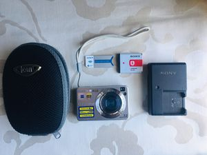 Sony Cybershot Camera Bundle for Sale in Springfield, VA