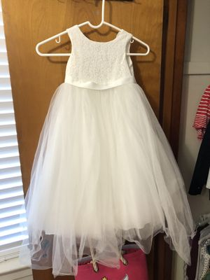 Flower Girl Dress 4T for Sale in La Grange Park, IL