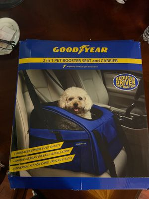 Booster seat for dogs for Sale in Longview, TX