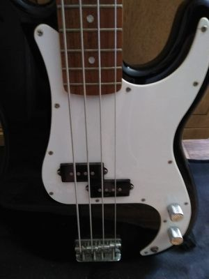 Squier Bass Guitar for Sale in Churchville, NY