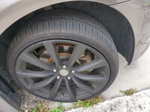 G37s coupe 19 inch Enkei for Sale in Margate, FL