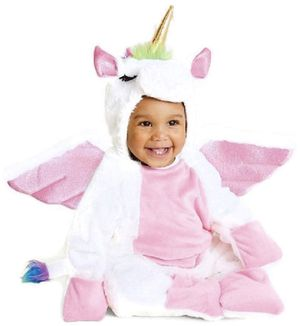 Baby Plush Unicorn Halloween Costume 6-12 Month for Sale in Las Vegas, NV