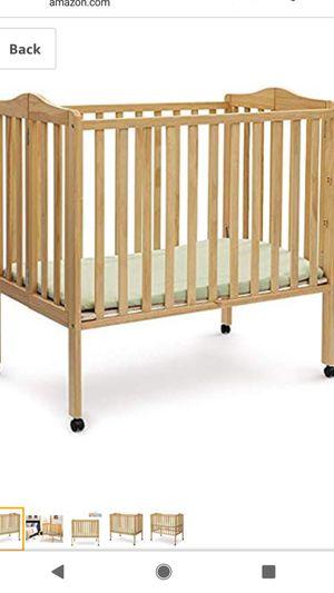 Delta Children Portable Full Size Crib for Sale in Alexandria, VA