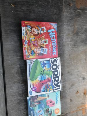 Brand new board games! for Sale in Commerce City, CO