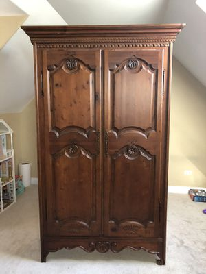 Large Vintage Storage Armoire for Sale in Elmhurst, IL