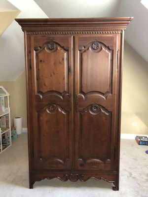 Large Vintage Storage Armoire for Sale in Elmhurst, IL