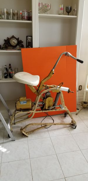 Exercycle - Vintage electric exercise bike for Sale in Houston, TX