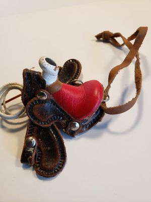 Horse saddle keychain for Sale in Los Angeles, CA
