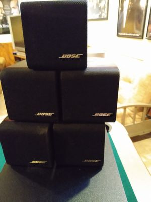 BOSE SURROUND SOUND SYSTEM for Sale in Bartlett, IL