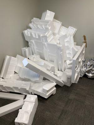 Free Styrofoam for Sale in Greenville, SC