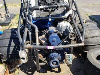 2 Seater Sand Rail. Super Charged 2.0 Ford 3rib Bus Trans for Sale in Gresham,  OR