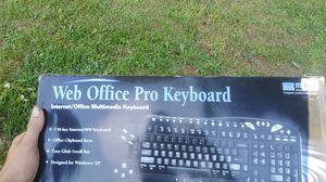 Web office pro Keyboard. for Sale in Springville, AL