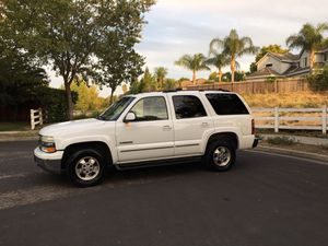 Selling my 2002 Chevy Tahoe 2 Will Dr. in excellent mileage only 160,000 original milescondition runs great new tires asking 4800 or best offer for Sale in Brentwood, CA