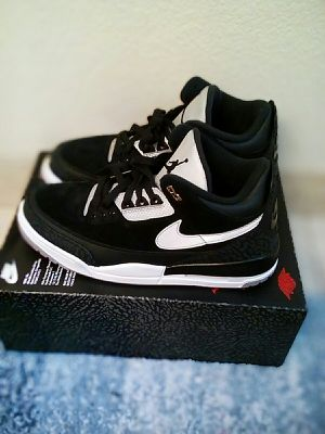 Air Jordan 3 retro og black cement men size 10.5 for Sale in Oakland, CA