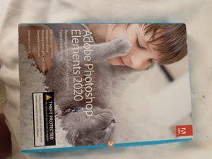 3 Adobe photoshop elements 2020 for Sale in Phoenix, AZ