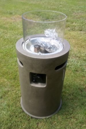 Outdoor Gas Fire Column for Sale in Austell, GA