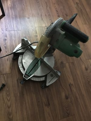 Hitachi saw for Sale in Grand Prairie, TX