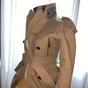 Burberry jacket size 2 for Sale in Roseville, CA
