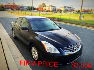 2011 Nissan Altima 4SALE Low Miles And Runs Like New for Sale in Baltimore, MD